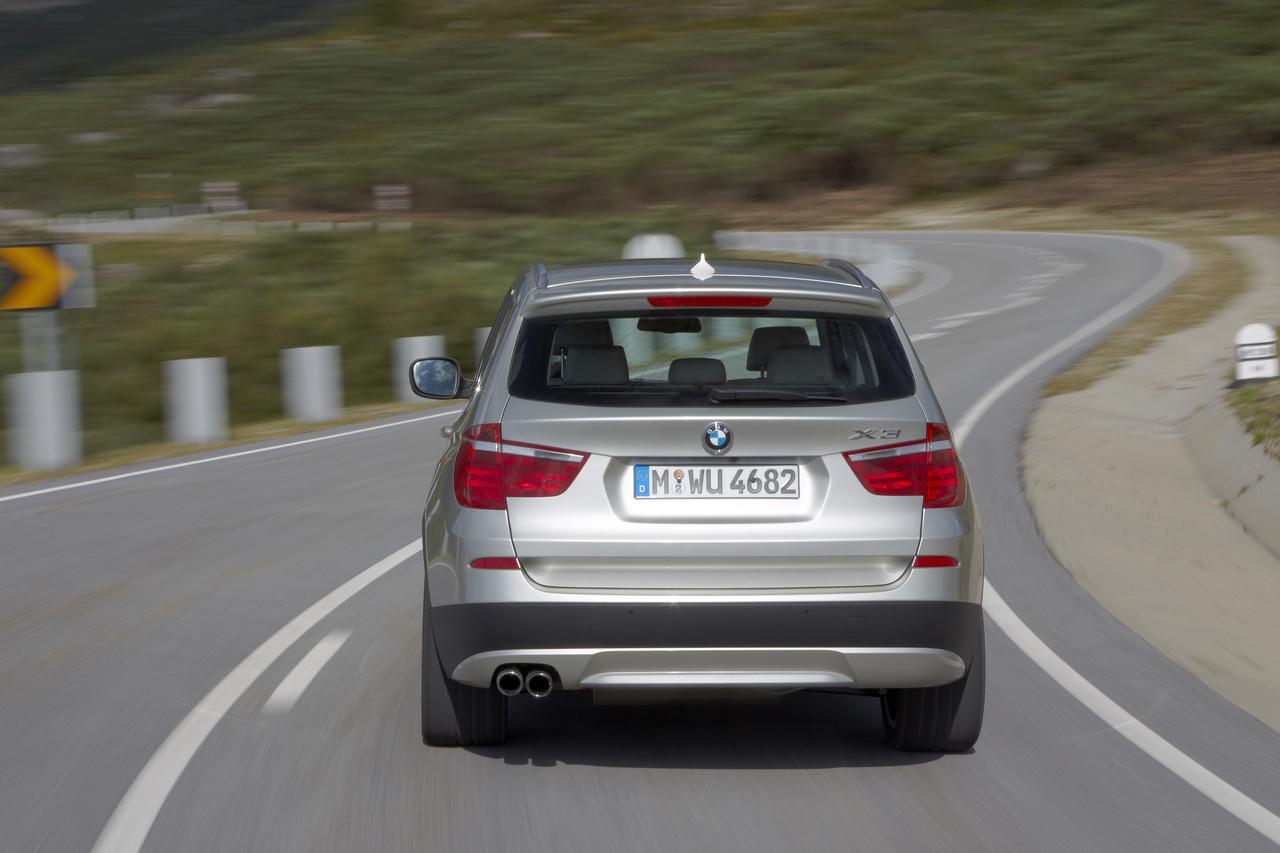 Foto de BMW X3 2011 (43/128)