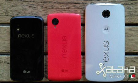 Google declara que la venta de los Nexus ha disminuido