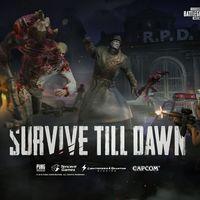PUBG Mobile estrena un crossover con Resident Evil 2 gracias al nuevo modo Zombie: Survive Till Dawn