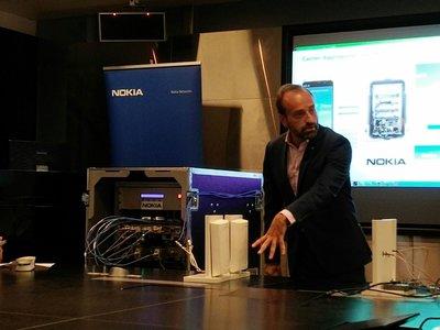 Movistar, Nokia y Qualcomm nos muestran el 4G del futuro: hasta 800 Mbps de descarga