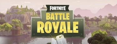 Fortnite Battle Royale para iOS™ es el sueño multiplataforma hecho realidad. App de la Semana