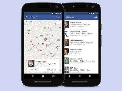 Facebook lanza 'Find Wi-Fi en México, la función con la que podrás encontrar una conexión Wi-Fi cercana