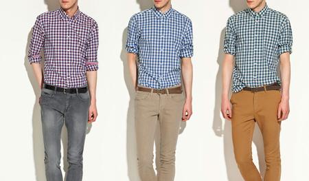 Zara Camisas