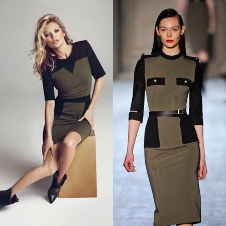 El día que Kate Moss se convirtió en Victoria Beckham gracias a Mango