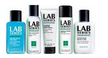 Lab Series, cosmética masculina de Aramis