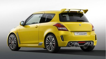 El Suzuki Swift Sport podría llegar a principios de año