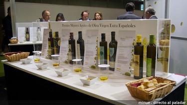 El bar de aceites en Alimentaria 2012