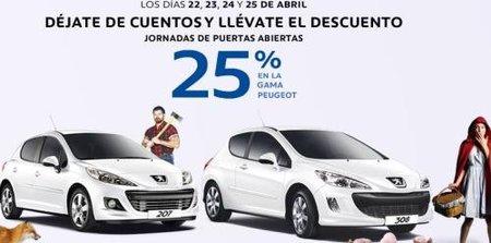 Peugeot, quedan 48 horas de un descuento muy interesante