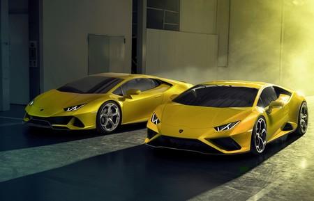 Lamborghini Huracan Evo Rwd 2020 8