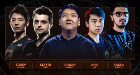 Team World cambia a Echo International con la incorporación de Chuan