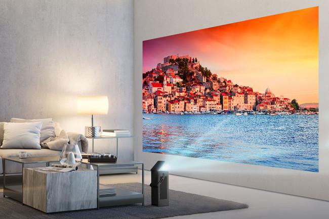 Ya se puede encontrar el proyector UHD más exclusivo de LG en el mercado de Estados Unidos
