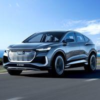 Audi Q4 Sportback e-tron concept es oficial: Audi deja ver qué nos podemos esperar de su próximo SUV eléctrico para 2021