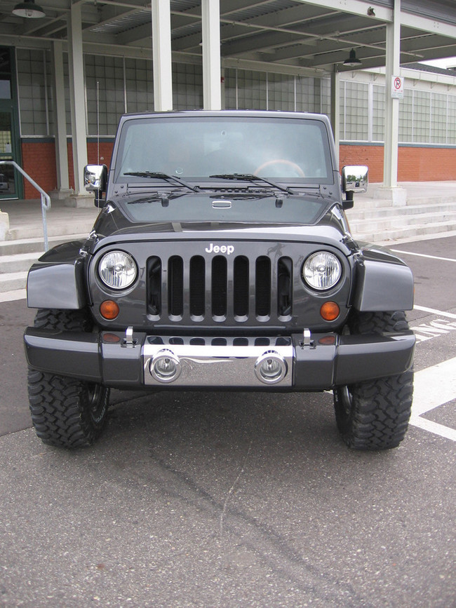 Foto de Jeep Wrangler Ultimate Concept (6/16)