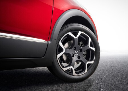 Opel Crossland 2021 Llantas