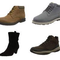 Chollos en tallas sueltas de botas y botines Quiksilver, Clarks o Pepe Jeans disponibles en Amazon