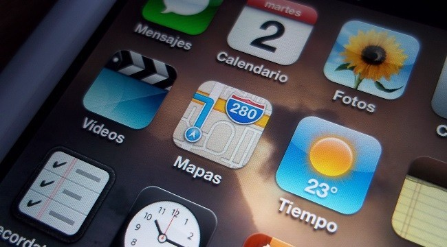 Mapas en iOS