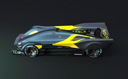 Tesla Le Mans 2030 2