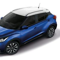 El Nissan Kicks se pinta de blanco con azul para las 400 unidades Fan Edition en México