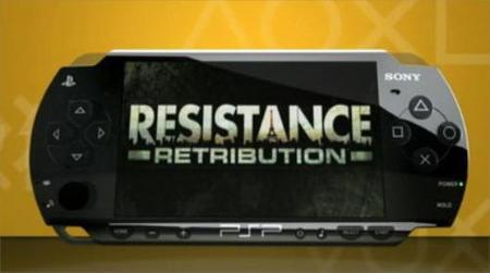 E3 2008: 'Resistance: Retribution' llega a PSP