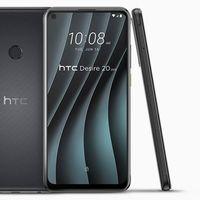 El HTC Desire 20 Pro llega a España: precio y disponibilidad oficial