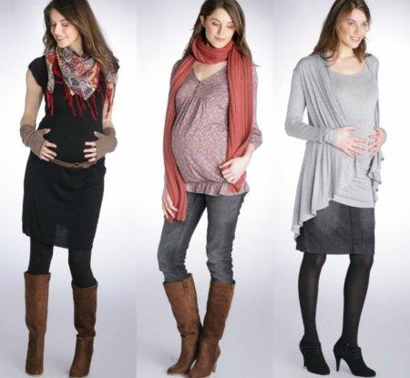 43e3a4621 Es fácil vestir con estilo cuando estás embarazada si sabes cómo