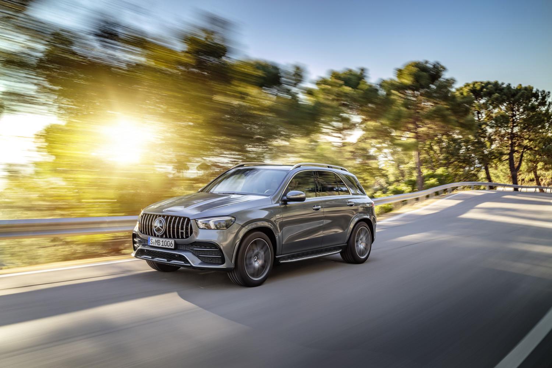 Foto de Mercedes-AMG GLE 53 4MATIC+ 2019 (2/44)
