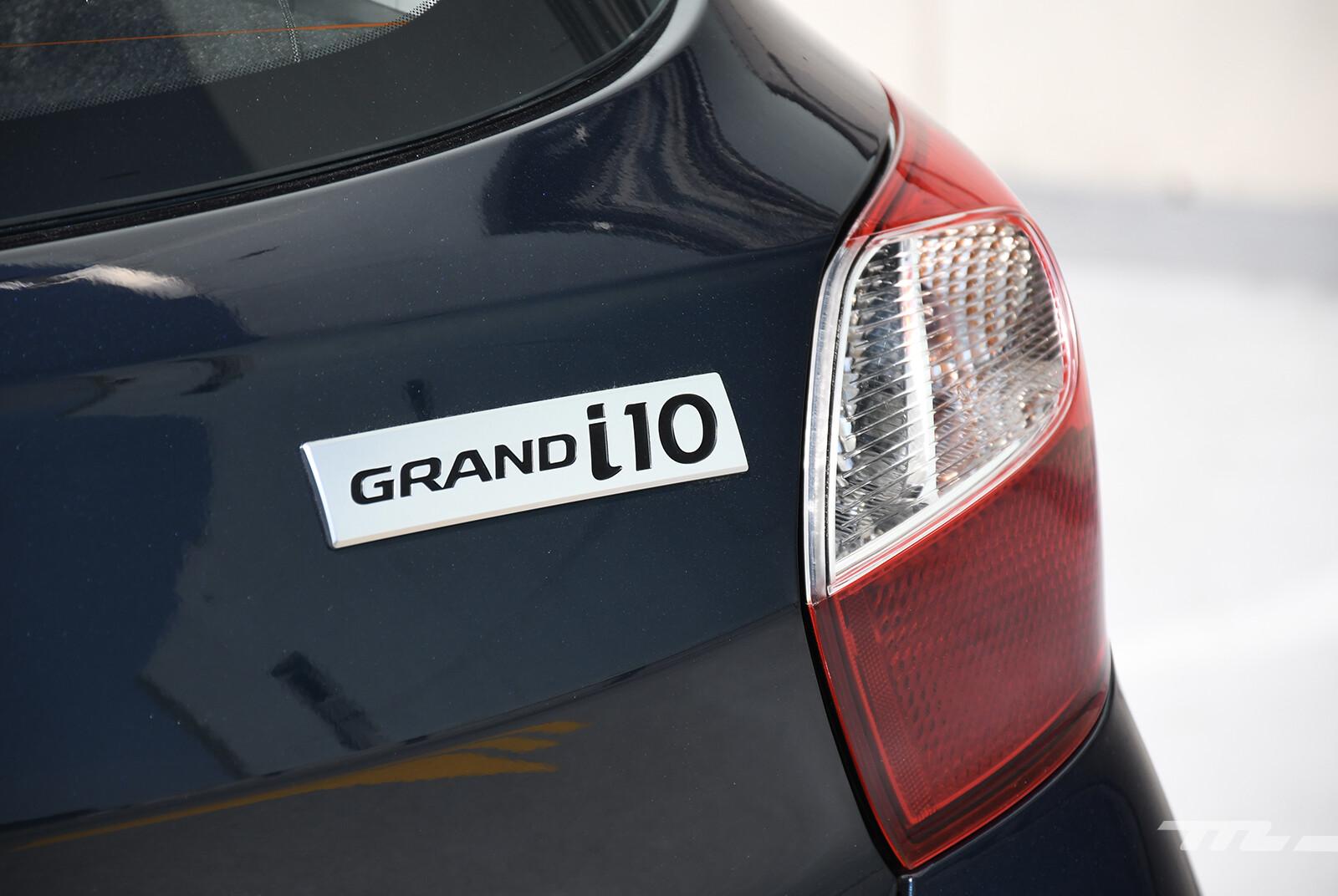 Foto de Hyundai Grand i10 2021 (prueba) (15/26)