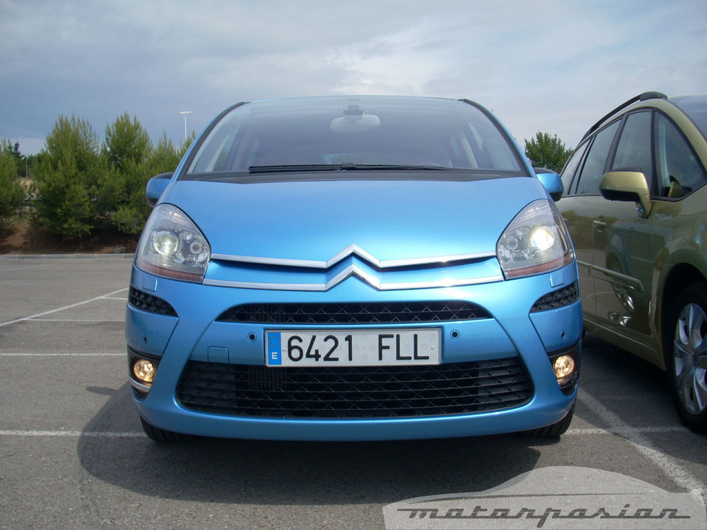 Citroën C4 Picasso y Grand Picasso