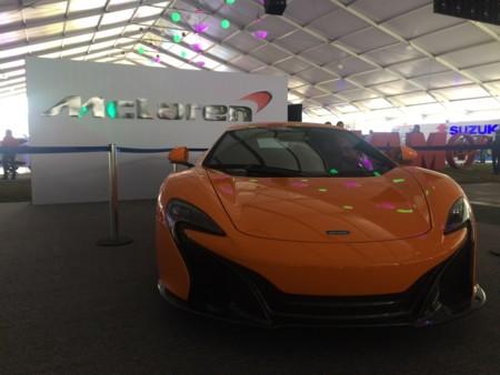 McLaren 650S Coupé