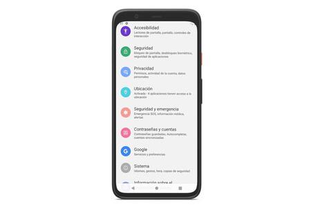 Android 12 estrena el menú 'Seguridad y emergencia' en sus ajustes: esto es lo que encontrarás en su interior