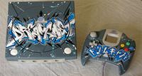 Personalizando una Dreamcast en vídeo