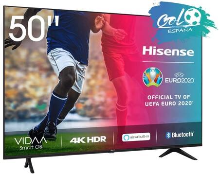 Hisense Uhd Tv 2020 50ae7000f
