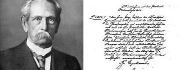 El primer permiso de conducir de la historia, cuando el gran duque de Baden tuvo que proteger a Karl Benz de sus airados vecinos