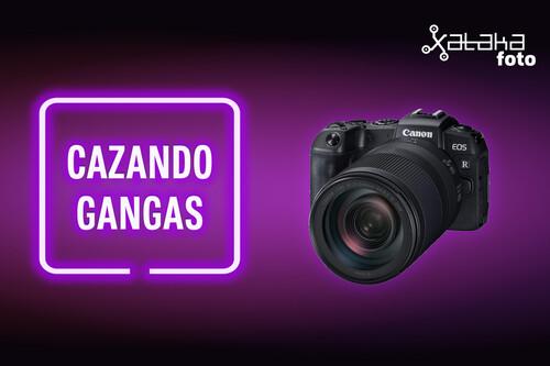 Canon EOS RP, Fujifilm X-E4, Apple iPhone 12 y más cámaras, móviles, ópticas y accesorios en oferta en el Cazando Gangas