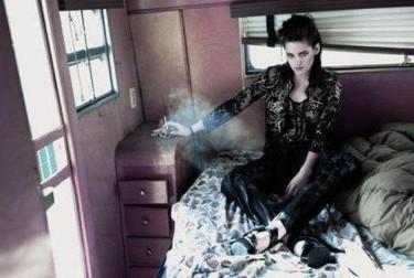 La polémica portada de Kristen Stewart para la revista Flaunt