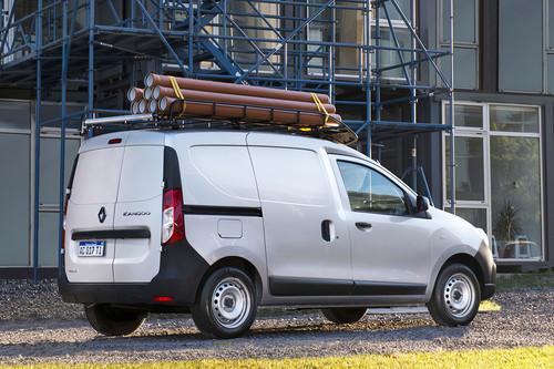 Renault Kangoo 2019: Precios, versiones y equipamiento en México