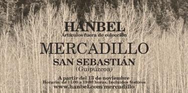 El Mercadillo Hanbel abre sus puertas en Andoain, Guipúzcoa