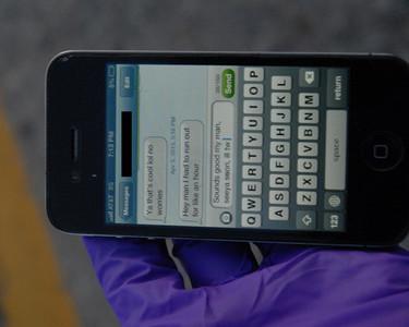Un mensaje SMS que costó una vida al volante, con moraleja