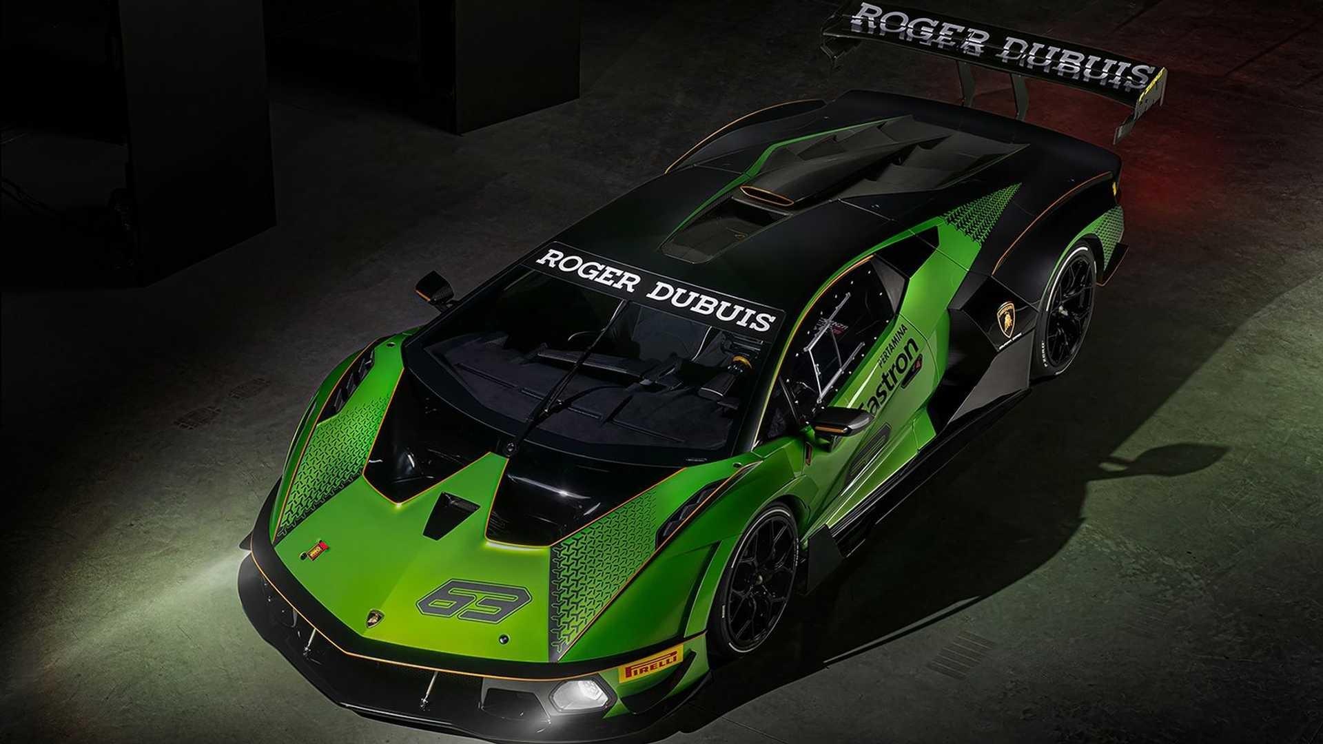 Foto de Lamborghini Essenza SCV12 (1/15)