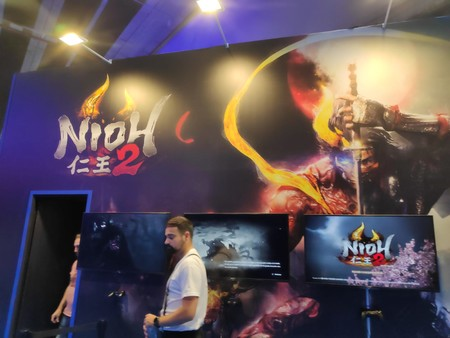 Madrid Games Week - Nioh 2