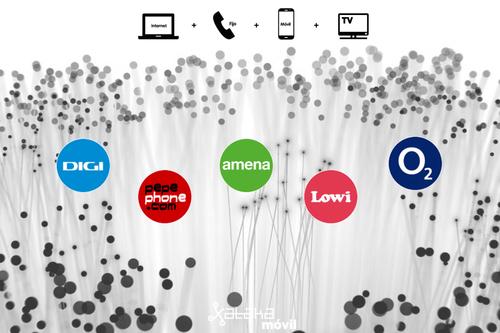 Digi arrasa entre los combinados de fibra + móvil por menos de 50 euros