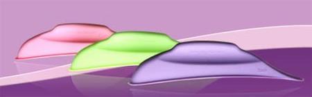 Protector vulvar para depilación, bronceado y piercings
