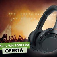 Sin recurrir al mercado de importación, te puedes hacer en Amazon con los auriculares Sony WH-1000XM3 superrebajados, por 255 euros
