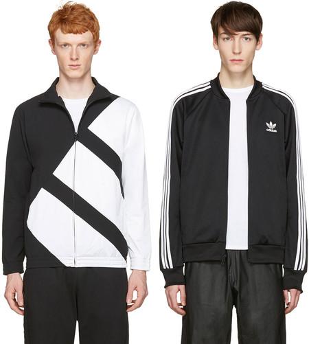Adidas Originals recurre al clásico blanco y negro para su colección de primavera
