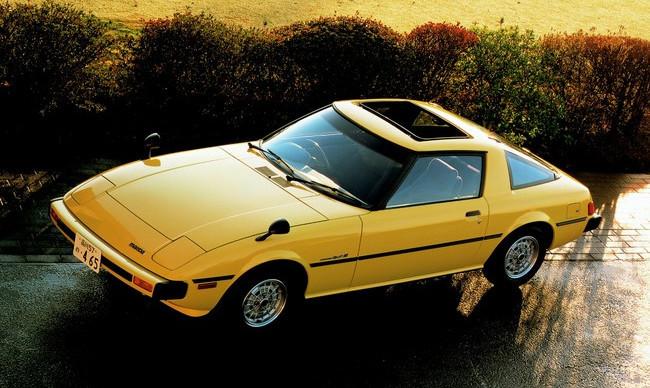 Mazda RX-7 (1980)