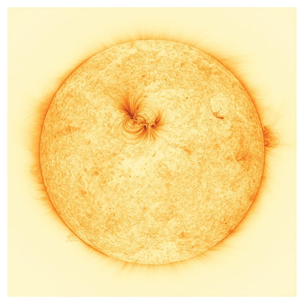 Las imágenes de más alta resolución jamás tomadas de la superficie solar revelan unos misteriosos