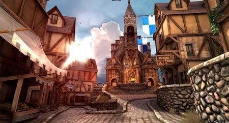 La demo 'Epic Citadel' ya está disponible en navegador