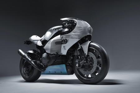 Praëm SP3: Cuando una moto de carreras se convierte en una obra de culto con múltiples influencias