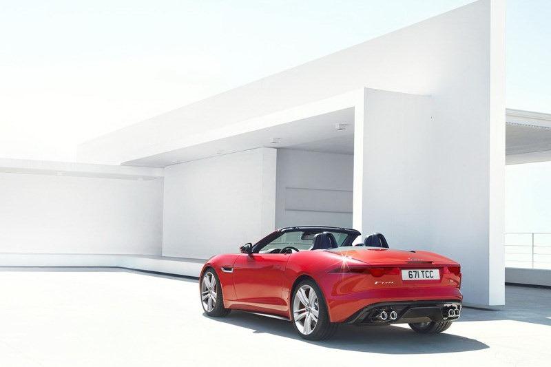 Foto de Jaguar F-Type (8/19)