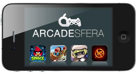 Arcadesfera: lanzamientos de la semana (IX)